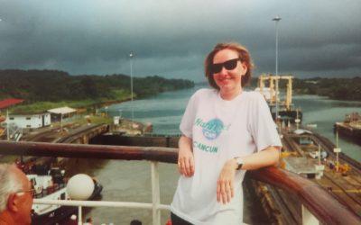 Cruising the Panama Canal