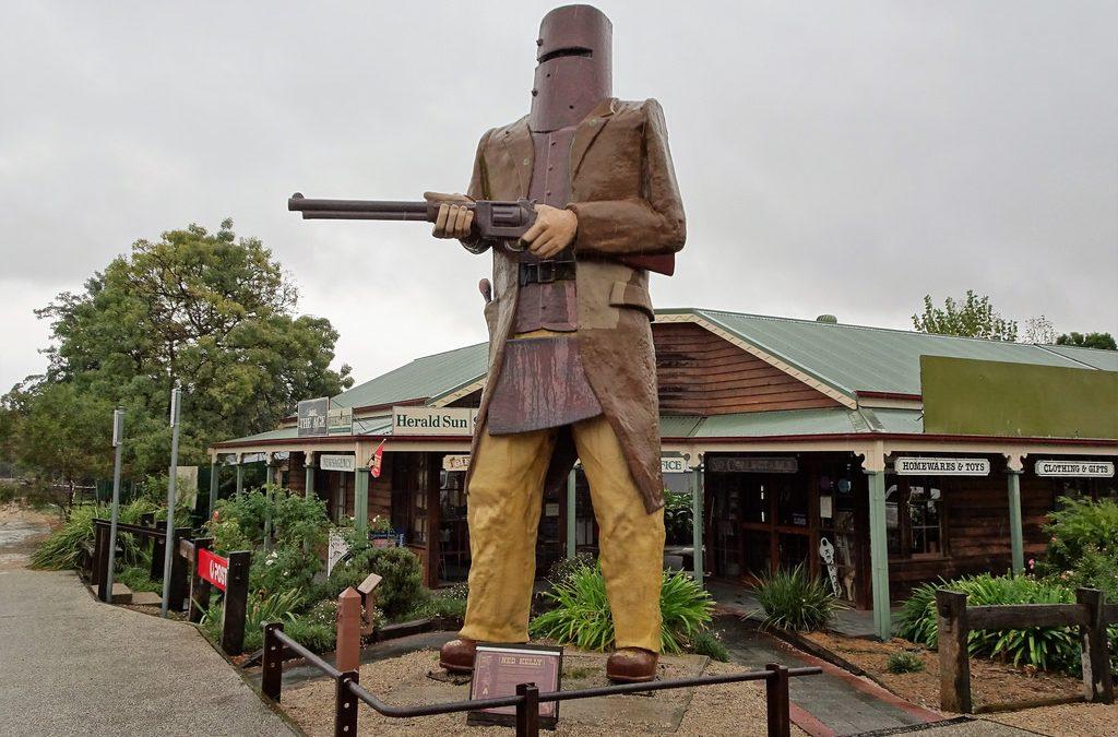 Glenrowan – Ned Kelly Bushranger country