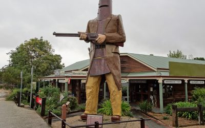 Glenrowan – Ned Kelly Bushranger country