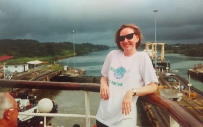 Cruising the Panama Canal